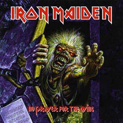Dying Covers by File Iron Maiden No Prayer For The Dying Jpg