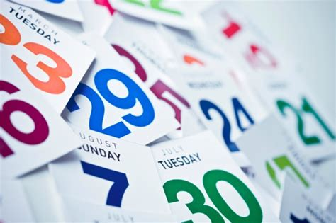 Calendar Craze Is It Time For You To Triage Your Calendar