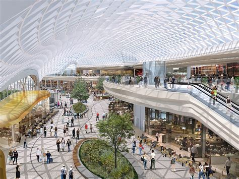 3ds Oasis By Viagames Station meadowhall expansion plans reveal new retail landmark