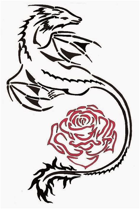 dragonfly and rose tattoo tattoos book 2510 free printable stencils