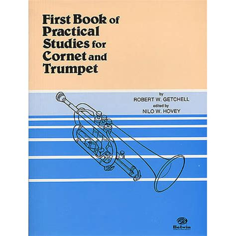melodic stick books book practical studies trumpet 1 by getchell ed