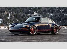 Singer's Latest Porsche Restoration Is a Thing of ... Range Rover Car Logo