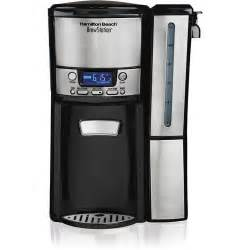 hamilton beach 12 cup brewstation dispensing coffee maker with removable reservoir 47950
