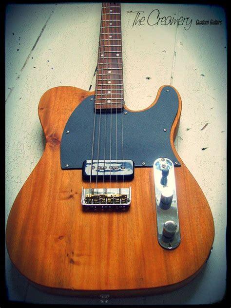 Handmade Telecaster - 1000 images about creamery custom handmade guitars on