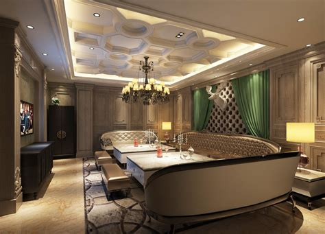 interior design walls and ceiling