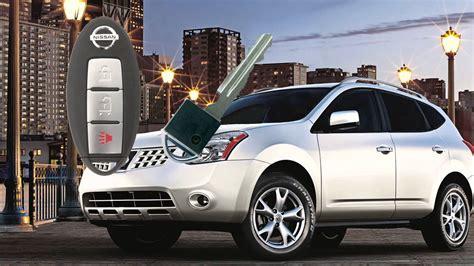 Nissan Intelligent Key by 2013 Nissan Rogue Nissan Intelligent Key