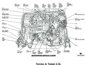 93 ford ranger engine diagram 93 wiring diagram free