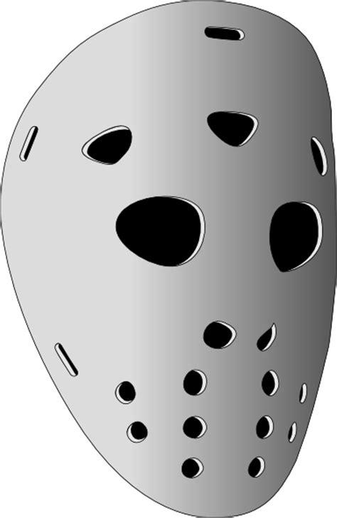 Hockey Mask Clip Art at Clker.com - vector clip art online