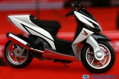 Windshield Motor Vario 110 grobogan auto mania modifikasi motor vario