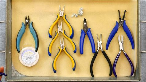 essential tools for jewelry essential jewelry tools favecrafts