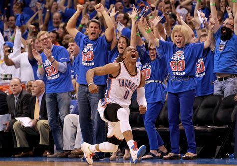 okc thunder fan gear the 10 commandments for thunder fans it s impossible to