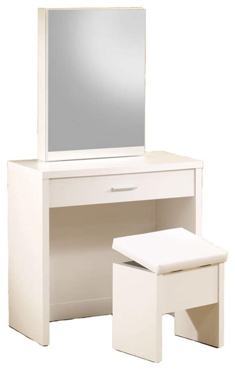 bathroom mirror with hidden storage glossy make up table vanity set hidden storage mirror lift