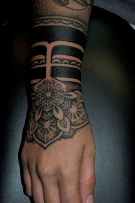 tattoo hand tribal hand tattoos page 62