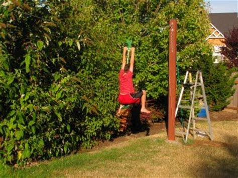 Backyard Zip Line Ideas 25 Best Ideas About Zip Line Backyard On Pinterest Backyard Zipline Treehouse Ideas And