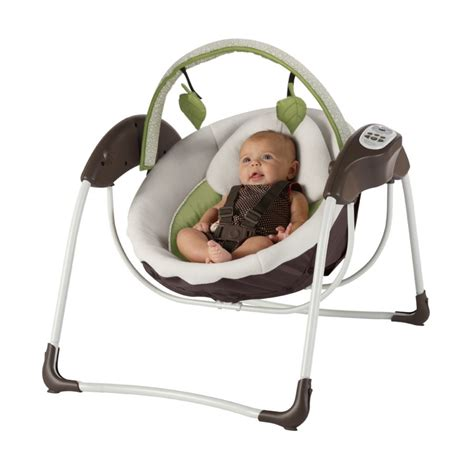 swings for babies over 25 lbs com graco glider petite lx gliding swing go