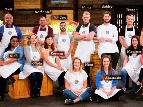 best masterchef season masterchef australia 2016 season eight top 24 contestants