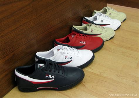 Actually Oleh Yunisa Kd Original fila original classics collection footwear apparel sneakernews