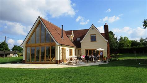 new house new house hadham ian abrams architect
