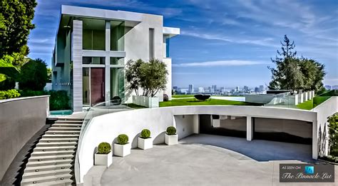Garage Driveway Design 24 5 million bel air residence 755 sarbonne rd los