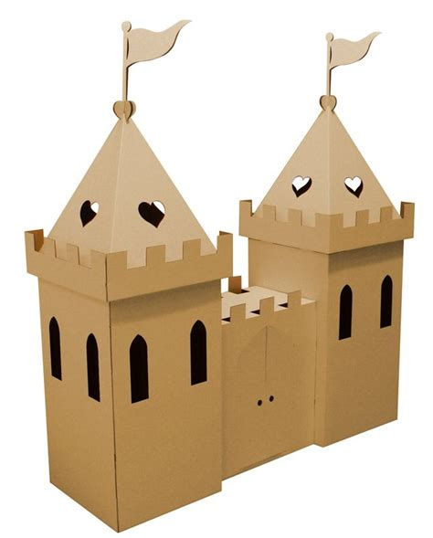 cardboard house best 25 cardboard castle ideas on pinterest cardboard box castle toy castle and castle project