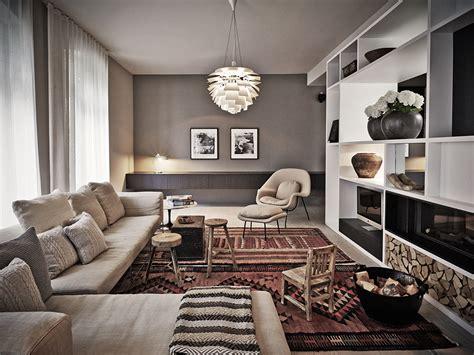 Interior Design Berlin 3042 apartment berlin on behance