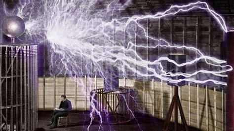 tesla coil my inventions resources