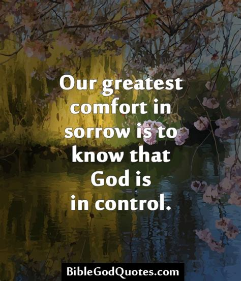 comforting words of god bible quotes for sorrow quotesgram