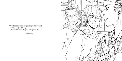 mortal instruments coloring pages the official mortal instruments coloring book book by