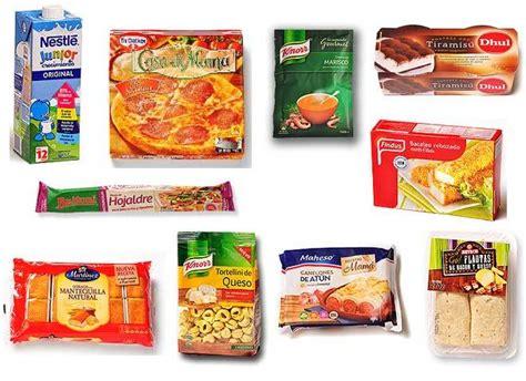 alimentos que llevan gluten 191 sab 237 a que estos 20 alimentos llevan aceite de palma