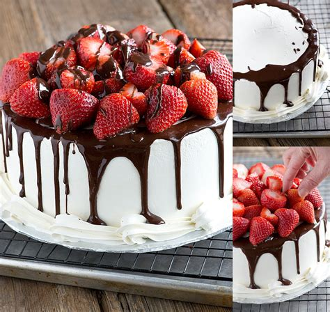 How To Decorate Cake With Chocolate by Best Chocolate Cake Recipe Decorated Four Ways