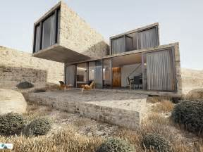 My Cool House Plans Wonderful My Cool House Plans 9 Desert House V2 By
