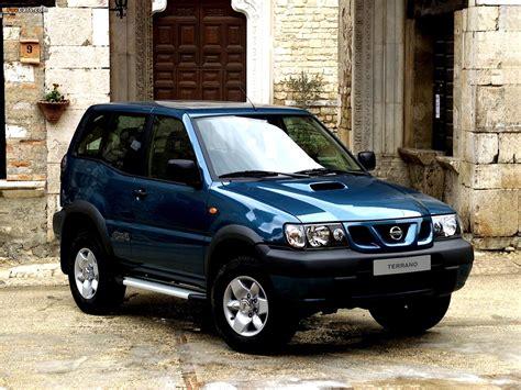 nissan terrano 1996 nissan terrano ii 3 doors 1996 on motoimg com