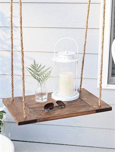 home dzine home diy diy hanging tables
