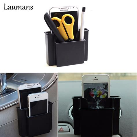 New 2017 Car Seat Organizer Tas Mobil Organizer Multifungsi Blkg Jok laumans new car cell phone holder mobile phone charge box holder pocket organizer car seat bag