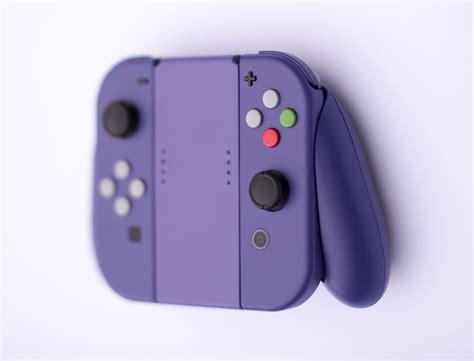 gamecube controller colors look at this amazing gamecube purple painted nintendo