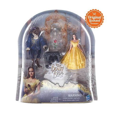 Harga Make And The Beast Set jual disney princess and the beast beast