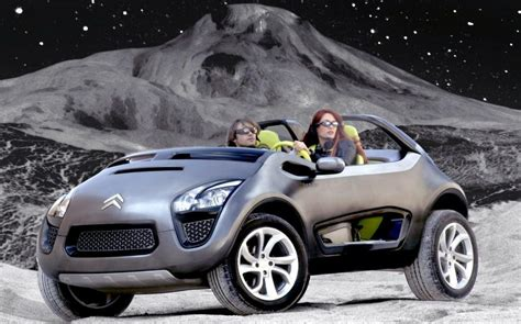 Citroen Concept Cars by Predilection The Best Motor Show Concept Cars