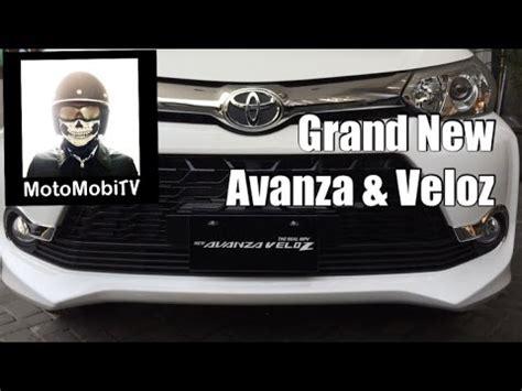 Lu Stop Avanza Veloz grand new avanza and grand new veloz indonesia