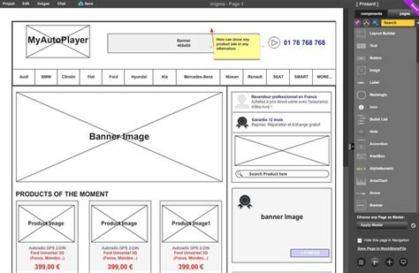 best wireframe tools 12 best wireframing tools and wireframe apps