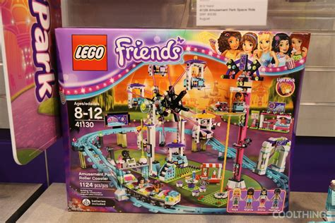 N Friends Roller Coaster the gallery for gt micromanager lego
