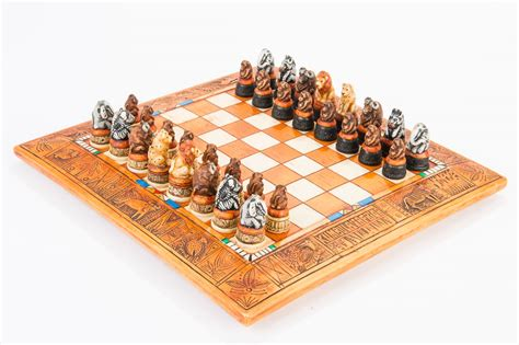 themed chess sets miniature animal themed chess set 187 kumbula shop