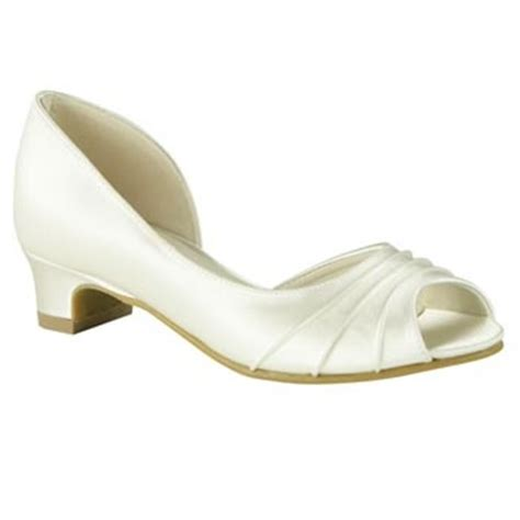Georgina Lower Heel 17 best images about wedding shoes on dress