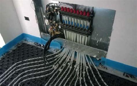 riscaldamento a pavimento rotex termotecnica