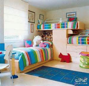 3 Kid Bunk Bed Three Beds In One Bedroom Room Bedroom Ideas A Well Sleep And One Bedroom