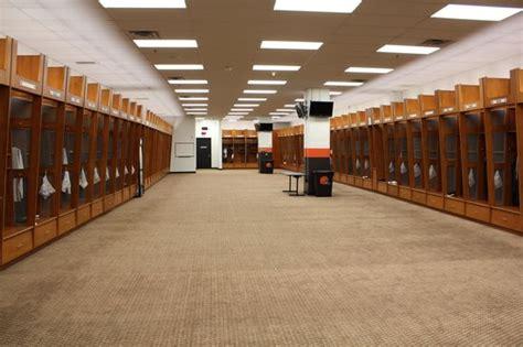 cleveland browns locker room home locker room picture of cleveland browns stadium cleveland tripadvisor