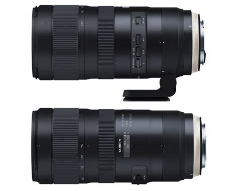 Tamron Sp 70 200mm F 2 8 Di Vc Usd tamron sp 70 200mm f 2 8 di vc usd g2 caratteristiche e
