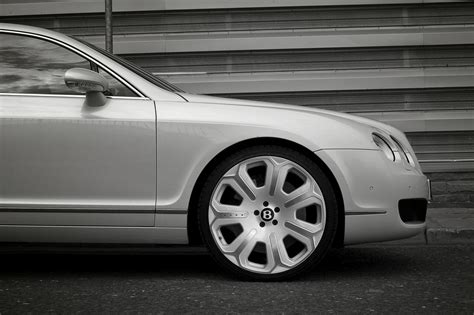 white bentley back pearl white bentley flying spur by project kahn news
