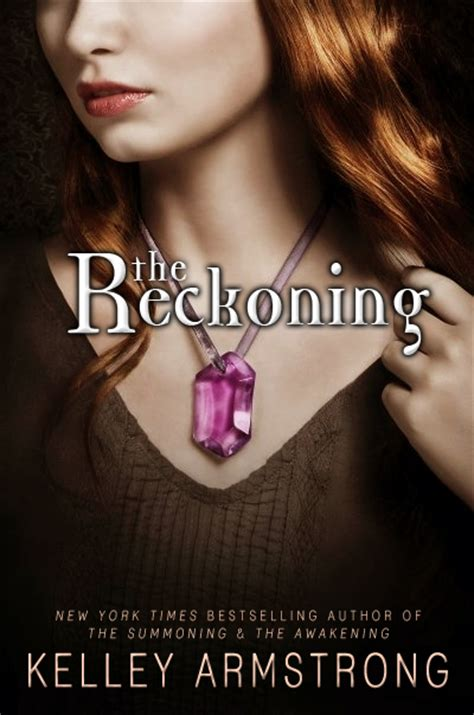 The Reckoning By Kelley Armstrong bookmac the reckoning