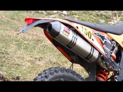 Akrapovic Exhaust Ktm 450 Exc How To Remove An Akrapovic Baffle Db Killer Muffler