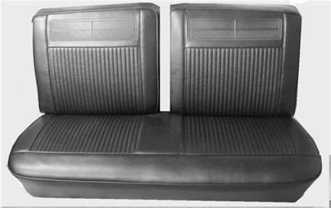 nova bench seat 1963 chevrolet nova seat covers 2 door sedan front split